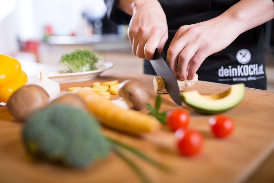 Impressionen Kochkurse Jänner